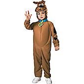 Child Scooby-Doo Costume Toddler