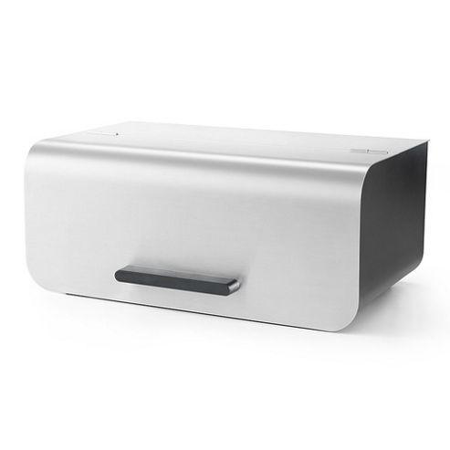buy zack centro bread bin small from our bread bins. Black Bedroom Furniture Sets. Home Design Ideas