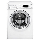 Hotpoint S-Line SWMD10637XR Washing Machine, 10Kg Wash Load, 1600 RPM Spin, A+++ Energy Rating, White