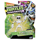 Turtles Action Figure Dimension X Fugatoid