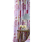 Catherine Lansfield Gypsy Patchwork Curtains 168cm wide x 183cm drop (66x72 inches)