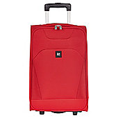 Revelation by Antler Havana 2-Wheel Suitcase, Red Small