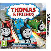 Thomas and Friends Steaming around Sodor 3DS