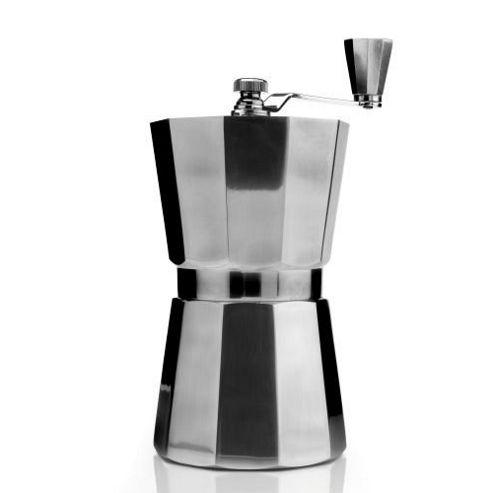 Aromagrind Polished Coffee Grinder