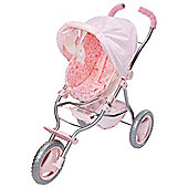 Baby Annabell 2 In 1 Travel System Jogger / Comfort Seat