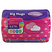 Slumberdown Superking Duvet 4.5 Tog - Big Hugs