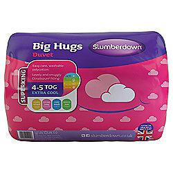 Slumberdown Superking Duvet 4.5 Tog - Big Hugs