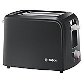 Bosch TAT3A013GB Village Toaster Black
