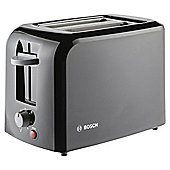 Bosch Village TAT3A013GB 2 Slice Toaster - Black