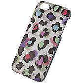 Tortoise™ Hard Protective Case, iPhone 5/5S, White/Multi