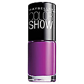 Maybelline Nails Colour Show 554 Lavender Lies