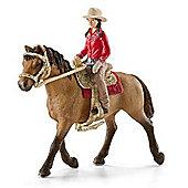 Schleich Western Horse Rider