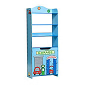 Home Essence Q for Kids Zach Tall Bookcase
