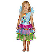 Hasbro My Little Pony Dress-Up Costume - Blue & Multi