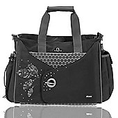 Beaba Casual Sydney Travel Changing Bag Black