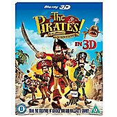 The Pirates! In An Adventure With Scientists (3D Blu-Ray)