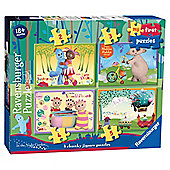 Ravensburger In The Night Garden - My First Puzzle
