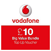 VODAFONE BIG VALUE BUNDLE E-VOUCHER £10