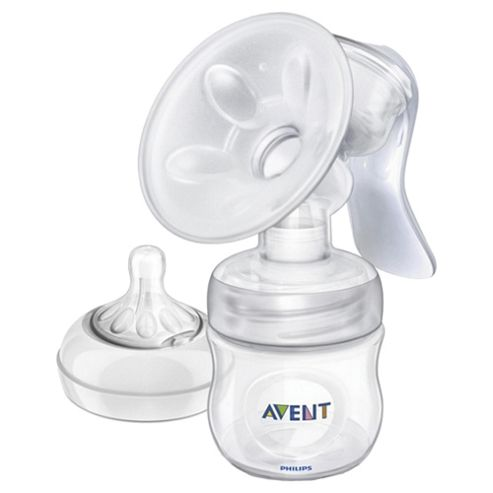 Avent Natural Manual Breast Pump