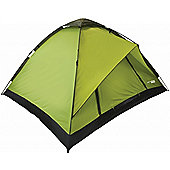 Yellowstone 4 Man Umbrella Rapid Tent 2 Season Green