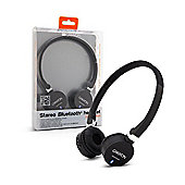 Canyon BTHS01 Stereo Bluetooth Headset Built-In Microphone in Black
