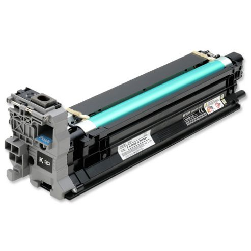 Epson Black Photoconductor Unit (Yield 30,000 Pages) for AcuLaser CX28DN Multifunction Laser Printers
