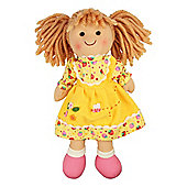 Bigjigs Toys 28cm Doll BJD002 Daisy