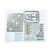 Ducati Desmosedici Photo Etched Parts - 1:12 Bikes - Tamiya
