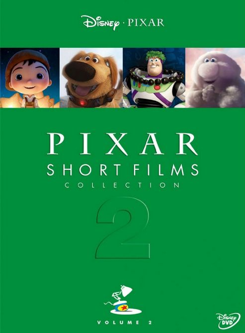 Pixar Shorts 2 DVD