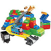 Mega Bloks Thomas and Friends - Thomas at the Sodor Paint Shop