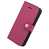 Tortoise™ Patent Folio Case, iPhone 5/5S Pink