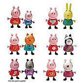 Peppa Pig Theme Park Twin Pack