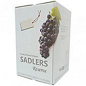 Sadlers Reserve Cabernet Sauvignon premium wine kit- red (makes 30 bottles)