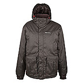 Yosemite Men's Ski Jacket - Brown