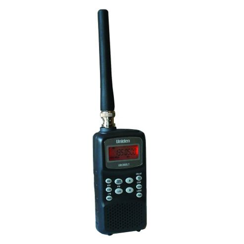 200 Channel Air, Marine FM Broadcast Scanner