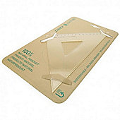 Linex A? Nature Biodegradable Set Square 16.5cm