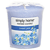 Yankee Candle Votive, Sweet Pea