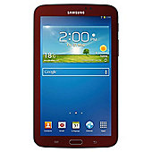 "Samsung Galaxy Tab 3 (7""/8GB/WIFI) Red"