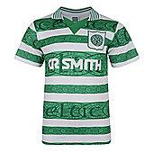 Celtic 1996 Home Shirt - Green & White