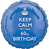 18' Keep Calm its your 60th (each)