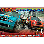Micro Scalextric Rally Dirt Racers