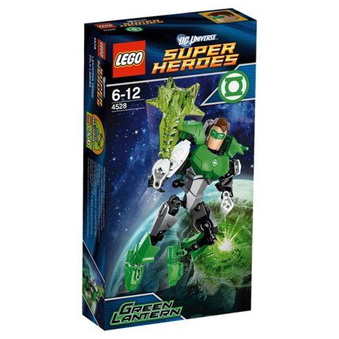 LEGO Super Heroes Green Lantern 4528