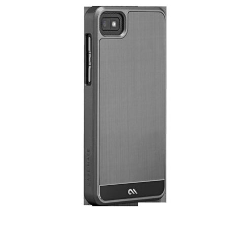 Case-Mate Barely There Brushed Aluminium Cases for Blackberry Z10 - Silver