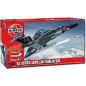 Airfix A12007 Gloster Javelin Faw.9/9R 1:48 Aircraft Model Kit
