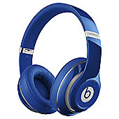 Beats By Dr Dre Studio Wireless Over-Ear Headphones Blue