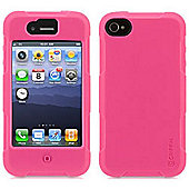 Griffin GB02570 Armored Protector Everyday-Duty Case for iPhone 4/4S - Pink