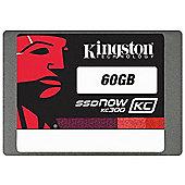 Kingston SSDNow KC300 60GB SSD Solid State Hard Drive SKC300S37A/60G