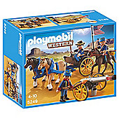 Playmobil Horse/Carriage Cavalry Rider