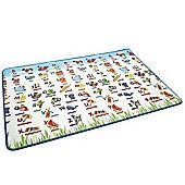 Tippitoes Alphabet Floor Mat