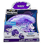 Zoomer Hedgiez Purple - Dizzy Soft Toys